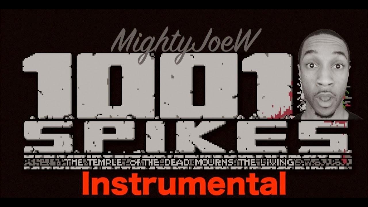 1001 Spikes rap instrumental