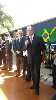 Ministro Eliseu Padilha participa de inauguração de voo regional no Rio Grande do Sul