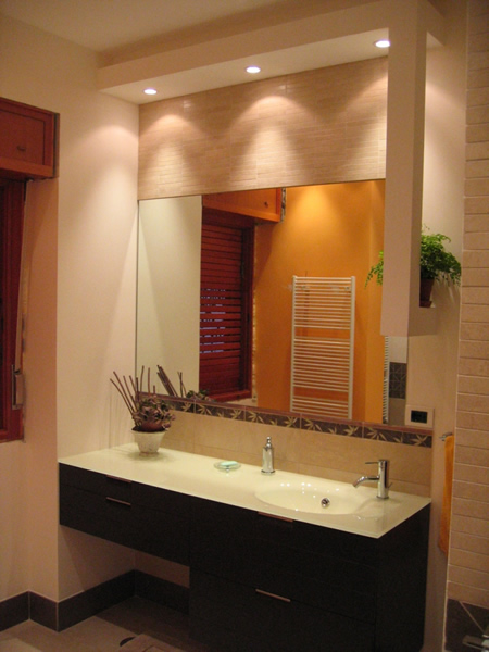 Lighting For The Interior Design Of Your Bathroom