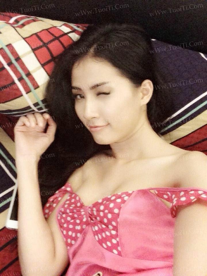 gái xinh Phan Mơ tên đẹp người cũng đẹp 12