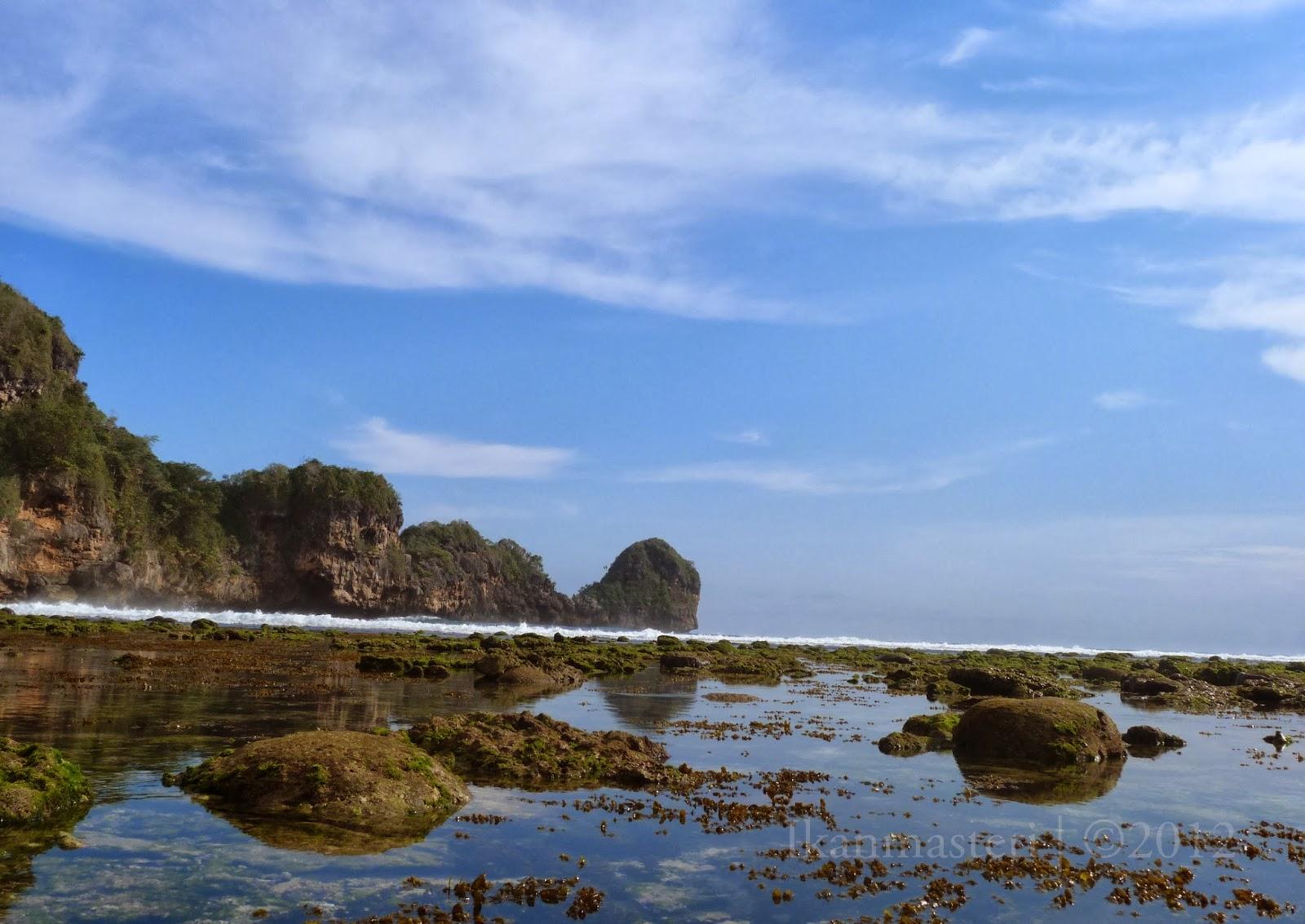 Pantai baru, Sempu