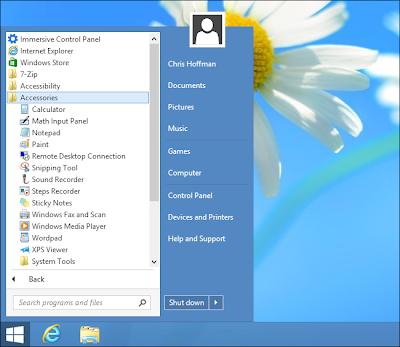 el mejor programa para tener boton inicio en windows 8