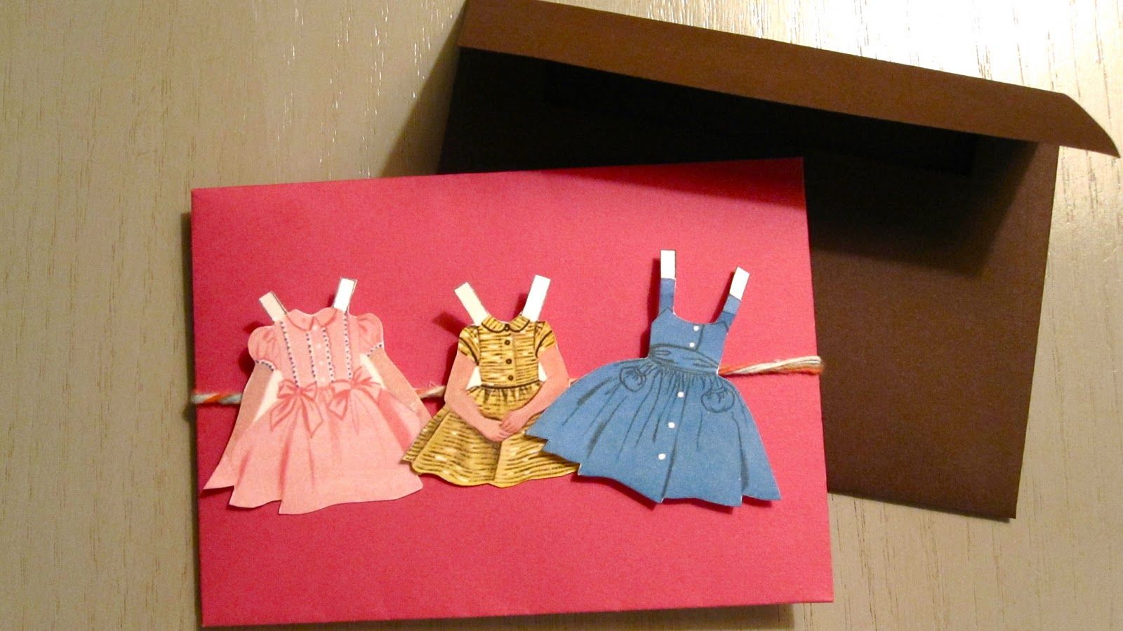 Bird and Berry Paper Doll Baby Shower