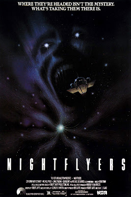 nightflyers 1987 poster cover