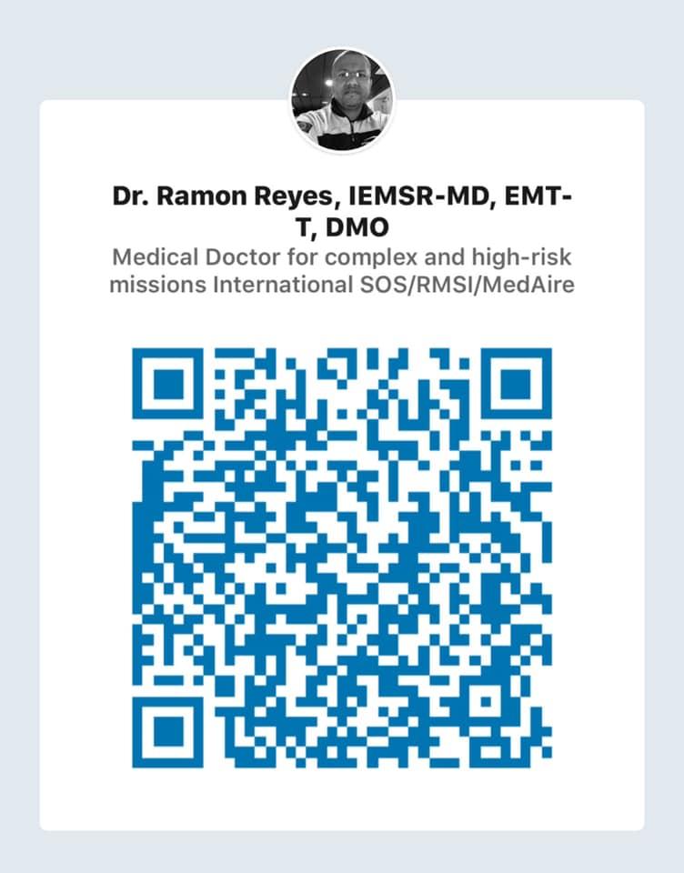 Dr Ramon REYES, MD  en LinkedIn