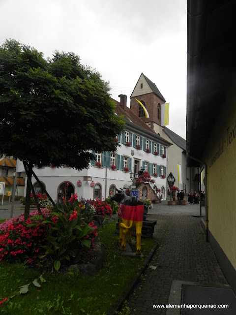 Mühlenbach, na Floresta Negra