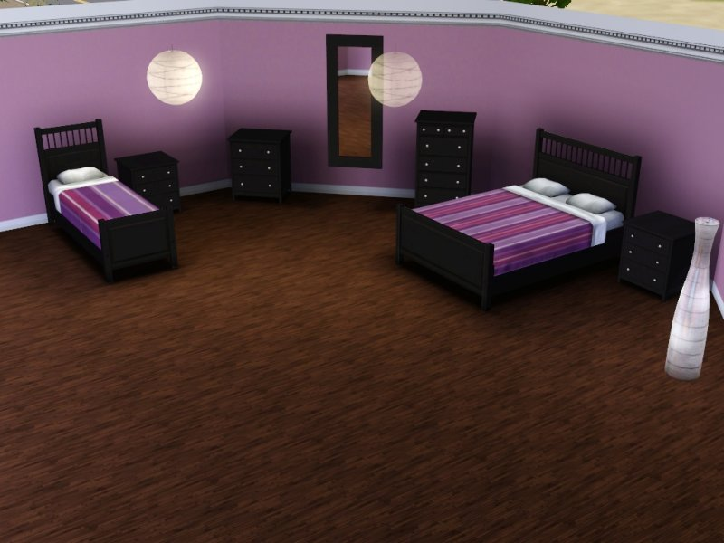 My Sims 3 Blog Two Bedroom Sets By Funny