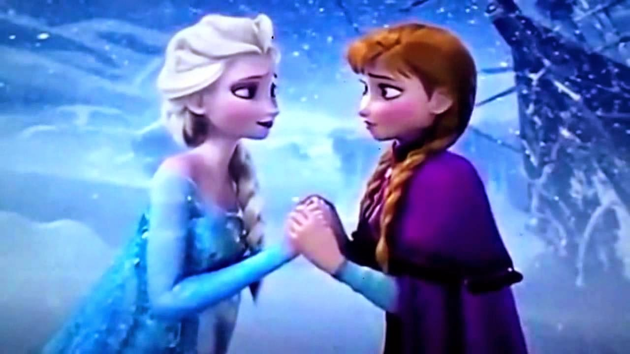 Top Gratis Download Gambar Kartun Animasi Elsa Frozen Bergerak