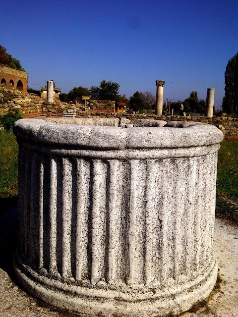 Communal Well at Heraclea Lyncestis