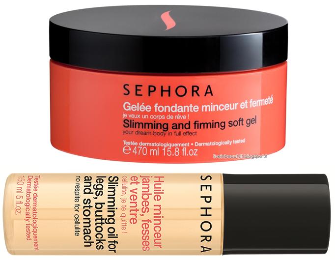 Sephora, Nuovi Prodotti Tonificanti per il Corpo - Preview ...