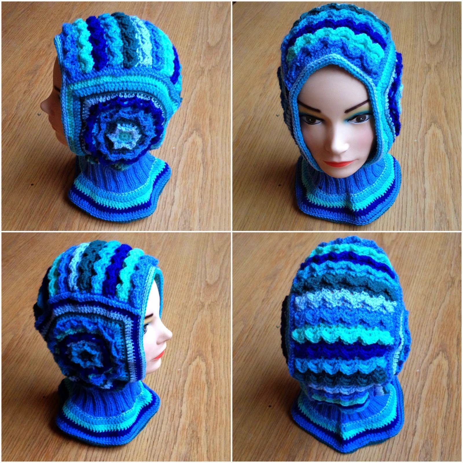 вязание шапки 2013 1014 зима схемы