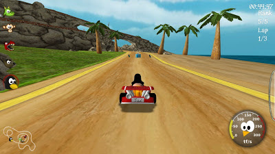 Game Supertuxkart 0.8