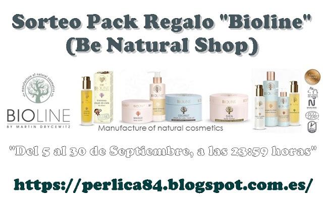 """Sorteo Pack Regalo """"Bioline"""""""
