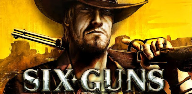 Six-Guns v1.1.6 Full Android Game