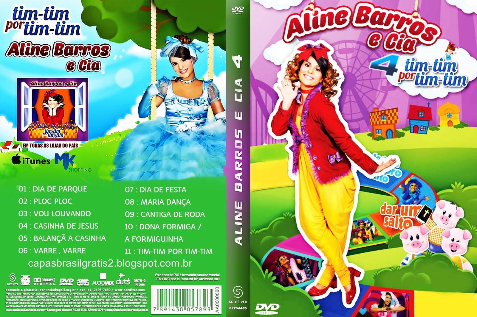 Download Aline Barros e Cia 4 Tim Tim Por Tim Tim DVD-R Aline Barros e Cia 4