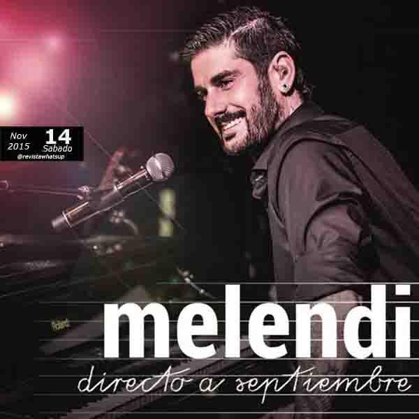 Melendi-Directo-Septiembre