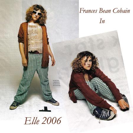 frances bean cobain hair
