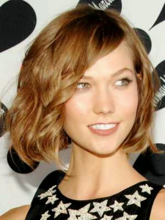Styling Short Hair : Trend Hairstyles 2015: Chin Length Most Beautiful Haircut