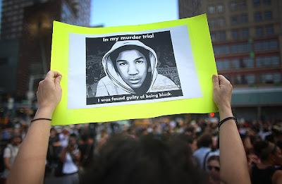 Trayvon Martin Black