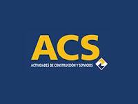 Logo ACS - Actividades de Construcción y Servicios