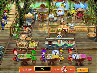 Free Download Cooking Dash Game For PC