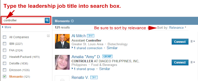 how to find the admin of a linkedin company page