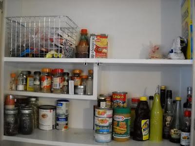 Pantry stockpile