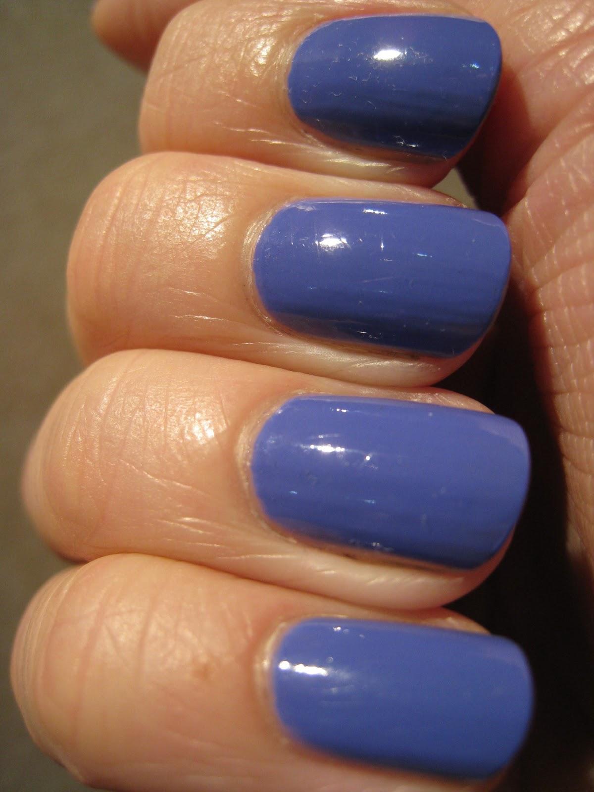 electric purple nail polish - photo #22