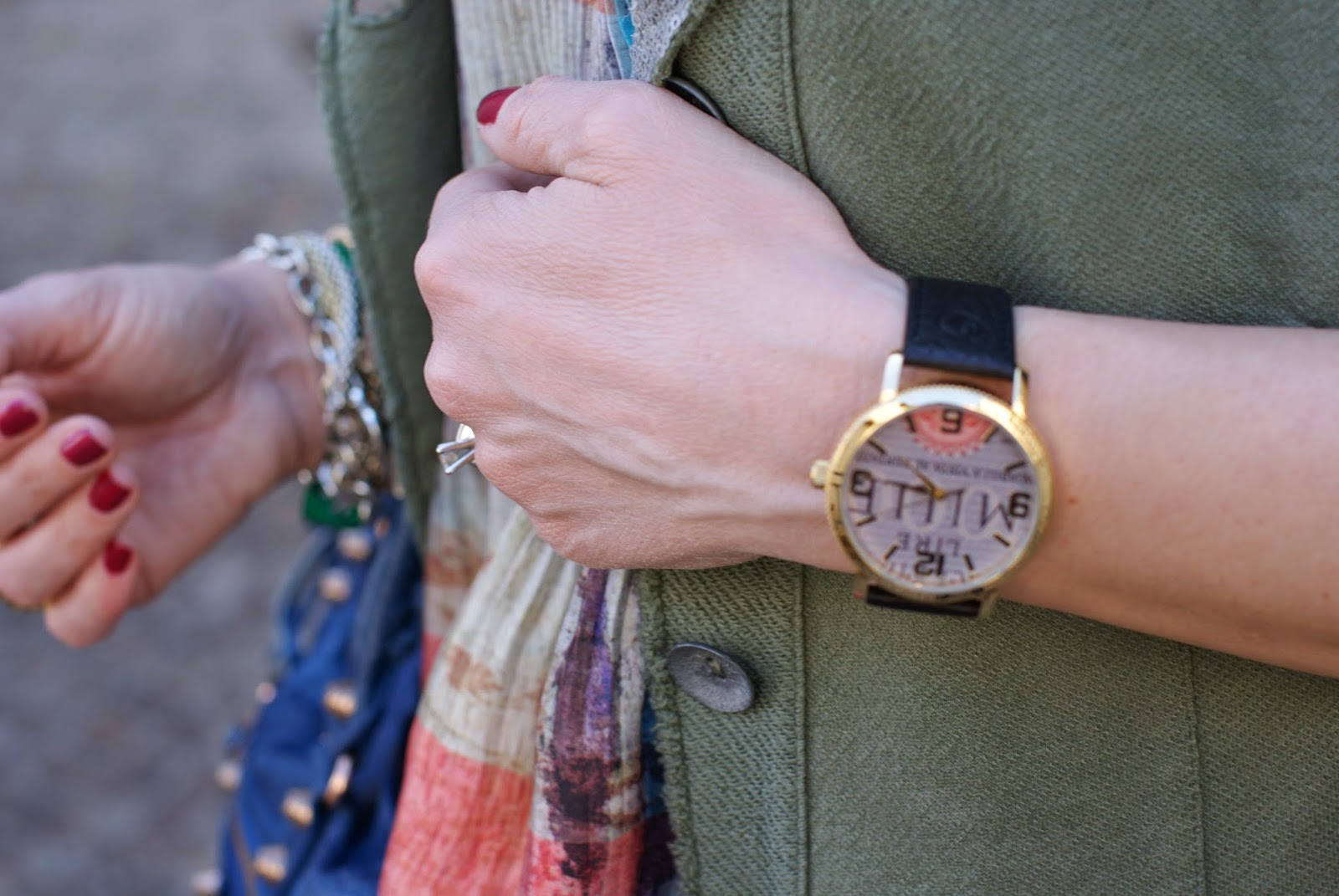 Praio sleeveless jacket, Millelire orologio, Chanel coup de coeur, Fashion and Cookies, fashion blogger