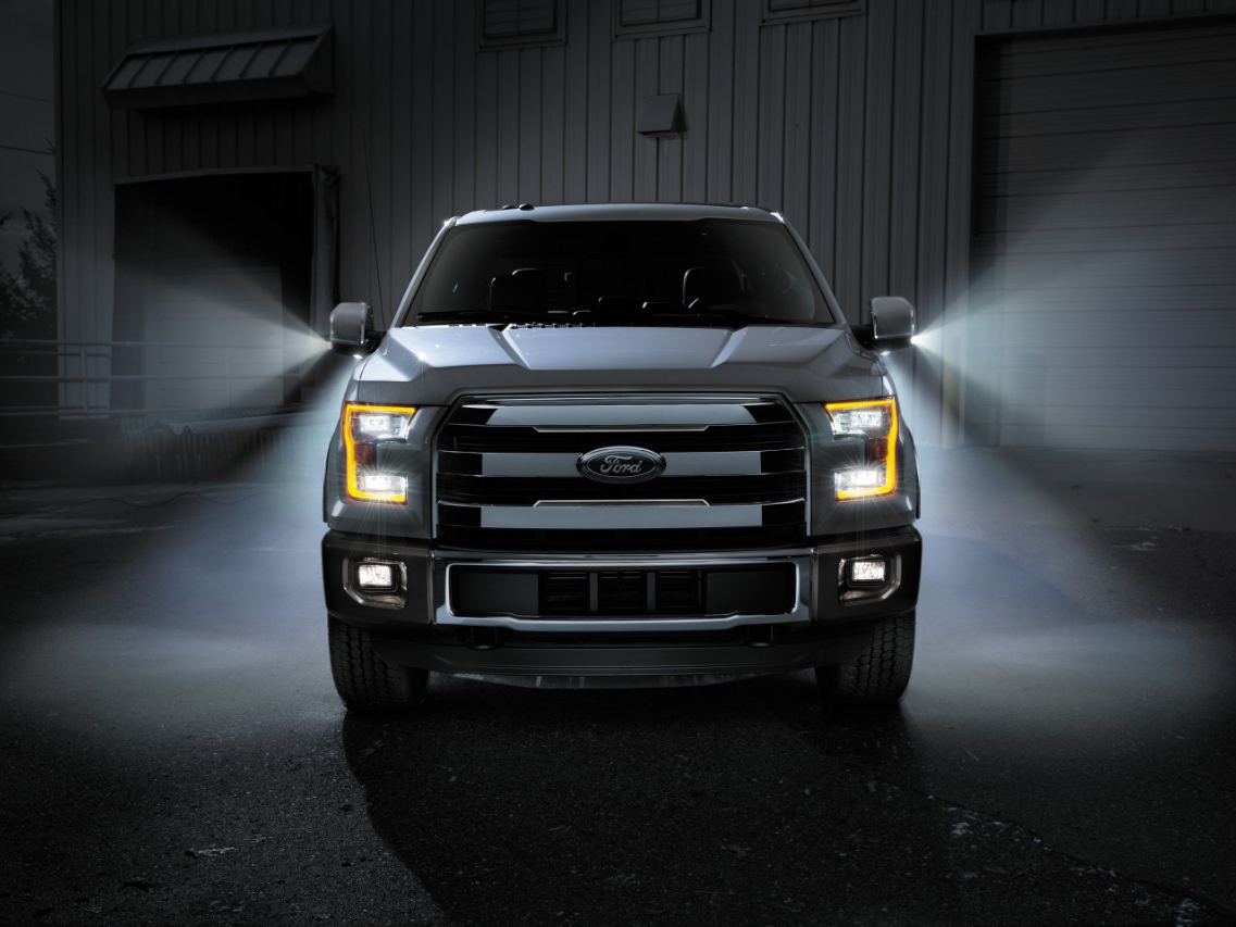 F-150 Leads in V6 Sales for Light-Duty Pickup Trucks