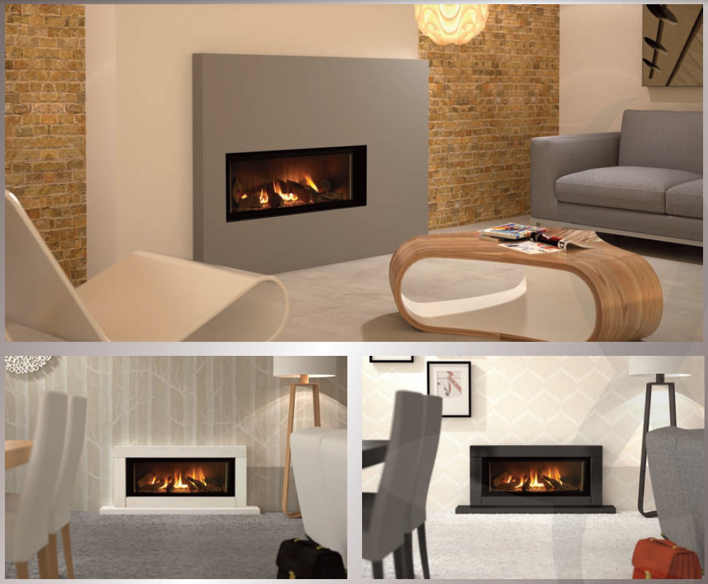 infinity 890 gas fire. the fireplace in your home performs two functions; one it provides heat and two, is a decorative focal point room. infinity 890 gas fire