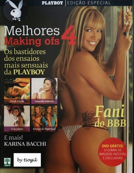 Melhores Making Ofs Vol.04 - Playboy Especial