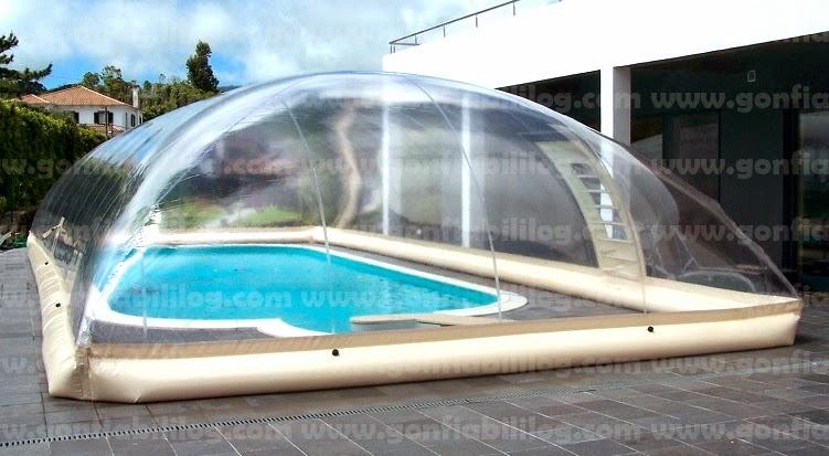 Coperture Mobili Per Piscina : Coperture gonfiabili per piscina novita coperture