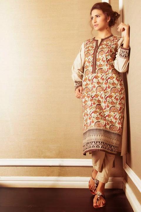 Sana Safinaz Eid Ul Azha Pret 2014