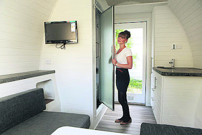 Relaxshackscom New micro homes in the UK The Future of Backyard
