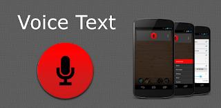 দারুণ একটি Android Software। Voice থেকে Text করুণ খুব সহজে।