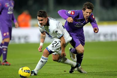 Atalanta Fiorentina streaming live