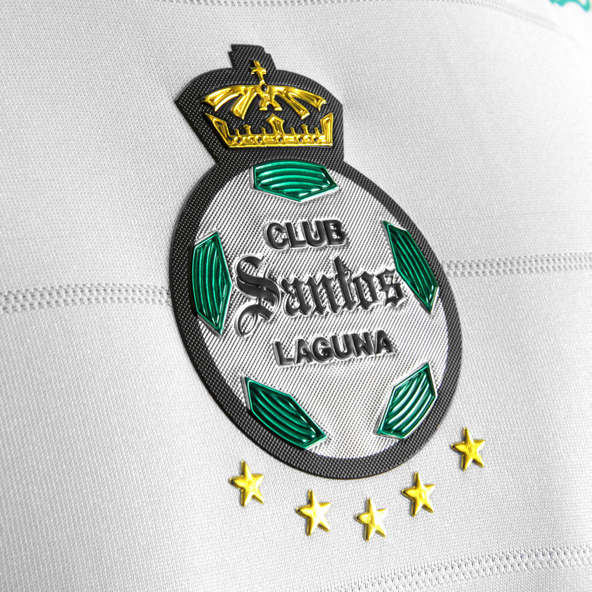 Santos Laguna 2016 Third Kit Released - Footy Headlines