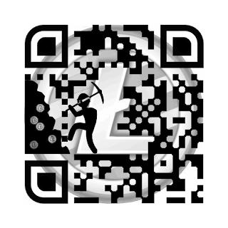 LiteCoin Mining QR Code