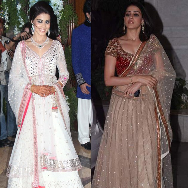 Genelia D'Souza is glo...
