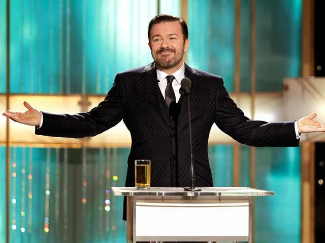 Óscars 2015 Ricky Gervais