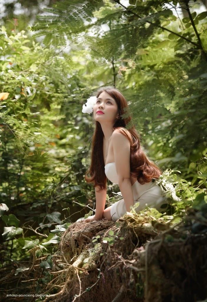 Cô gái của rừng xanh 8