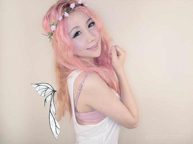 makeup tutorial enchanting fairy