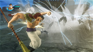 One Piece Pirate Warriors Gamescom Gameplay Screenshots Whitebeard