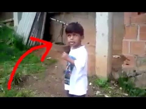 Emocionante: Veja o que a mãe desse menino cego fez