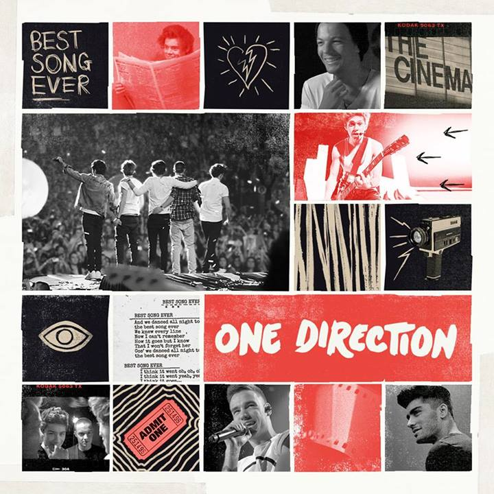 One Direction - Best Song Ever (Official Music Video)