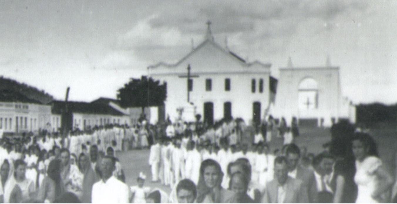 A fé em Barra de São Miguel - PB