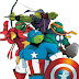 Avengers Turtles