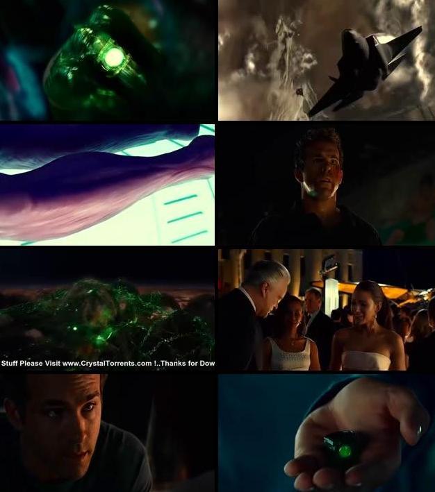Green Lantern 2011 Hindi Dubbed 480p BRRip
