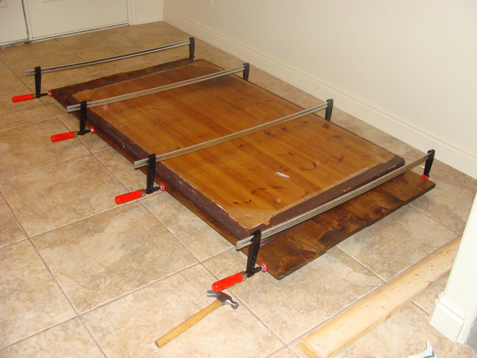 Garage Sales R Us DIY Farmhouse Table